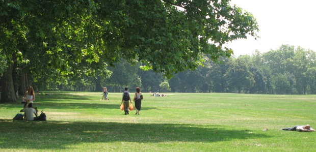 Personal Training in Regents Park