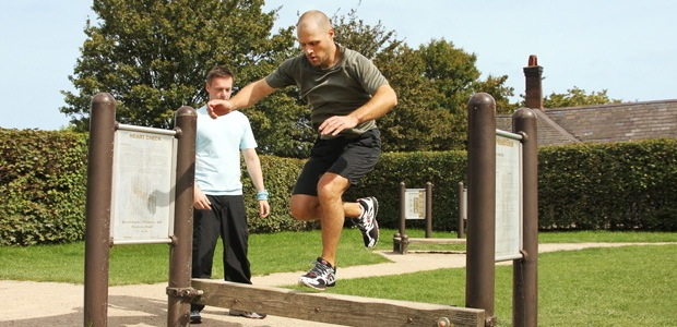 Muddy Plimsolls Personal Training Primrose Hill Park
