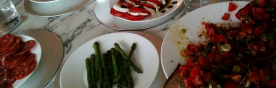 A spread of spanish tapas, perfect for a healthy eating diet