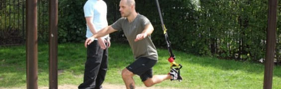 Personal Training using the TRX Suspension Training System