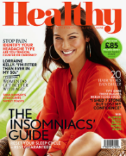 Fitness Expert interviewed by Healthy Magazine