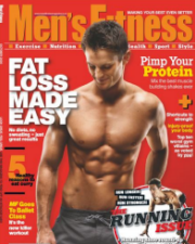 Fitness Expert interviewed by Men's Fitness