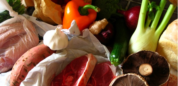 How to diet incorporating healthy foods