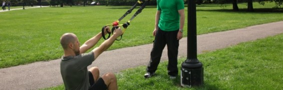 Strength Training, Primrose Hill
