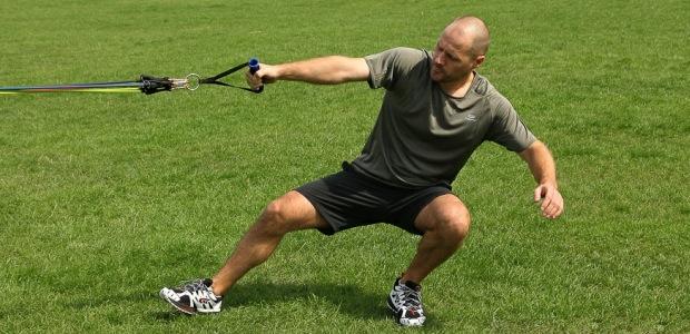 Strength Training, Primrose Hill