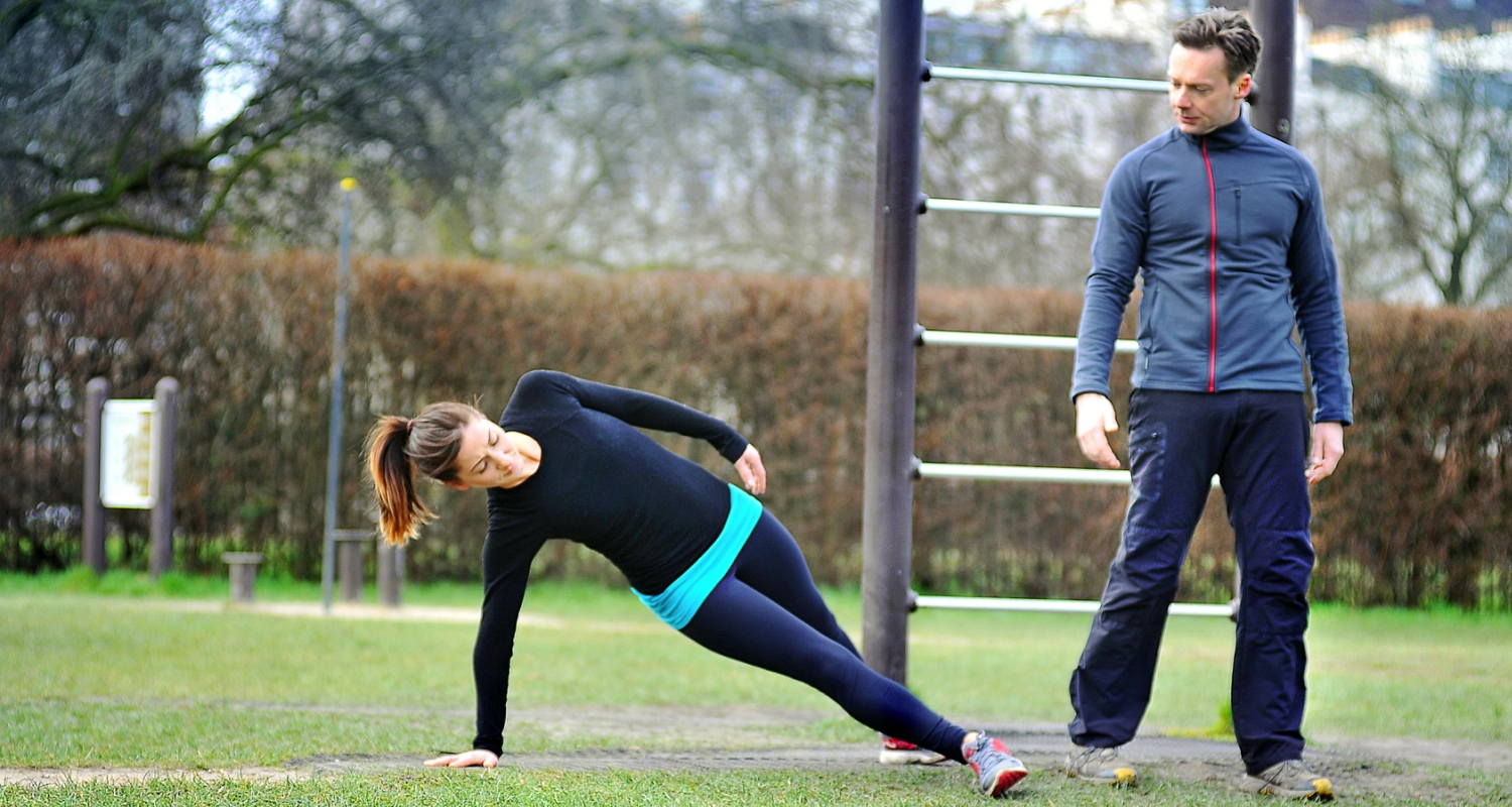 best london personal trainer, calisthenics