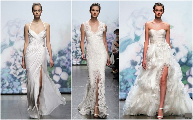 wedding dress catwalk 2