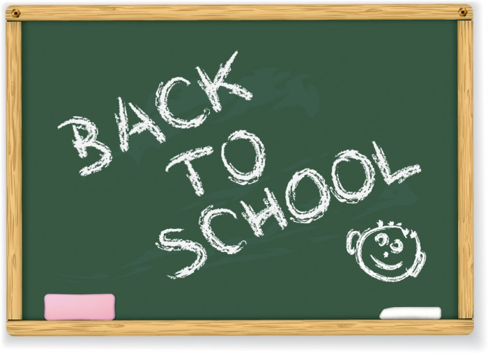 Back to school preparations should include exercise