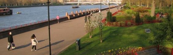 battersea park river view 2