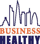 Business Healthy logo 165 x 180