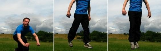 Bodyweight Jump Shot