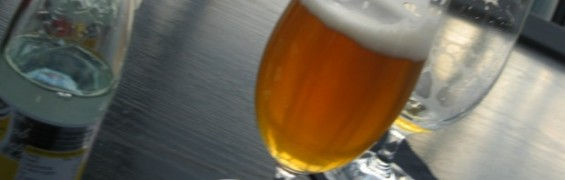 A glass of beer - one restriction of following an elimination diet
