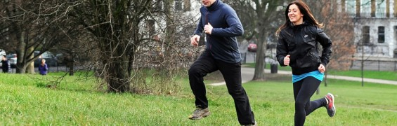 primrose hill personal training hill sprints