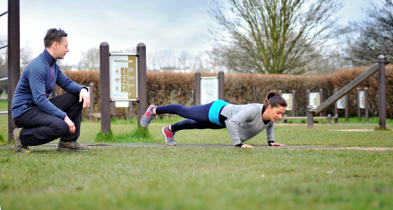 exercise technique instruction