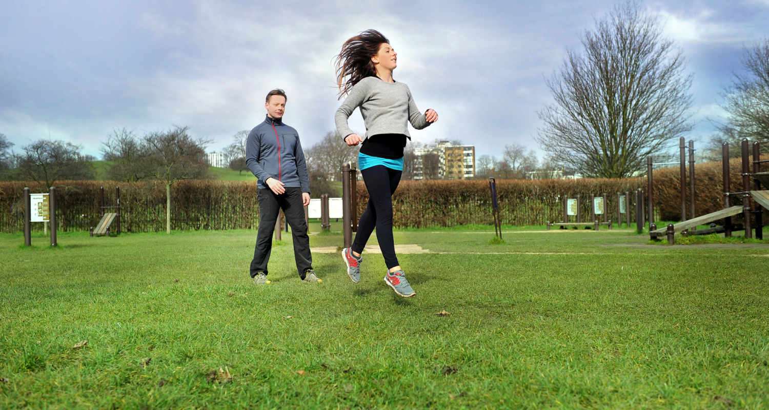 personal trainer East London